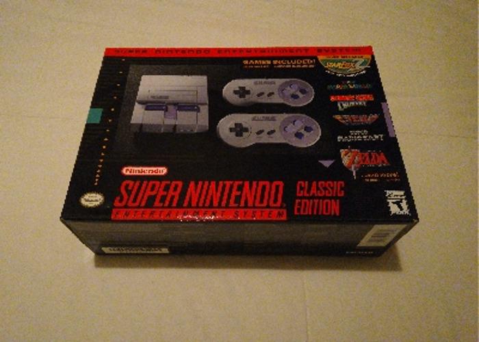 SNES Mini Classic Edition - 1