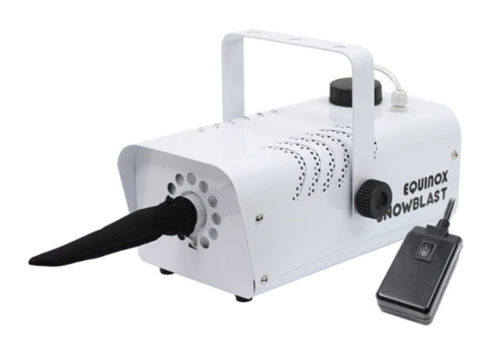 Snowblast 700W Snow Machine - 1