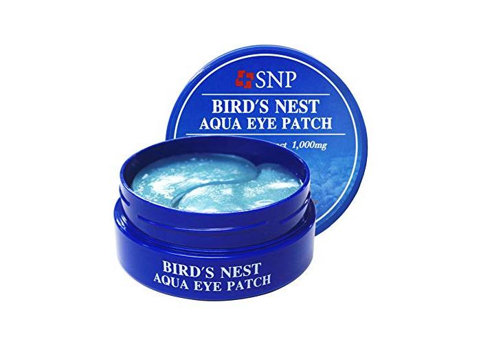 SNP Birds Nest Aqua Eye Patch, 0.5 Pound - 1
