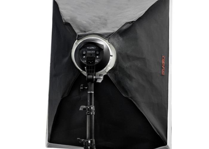 Softbox Pixapro 4200W - 2