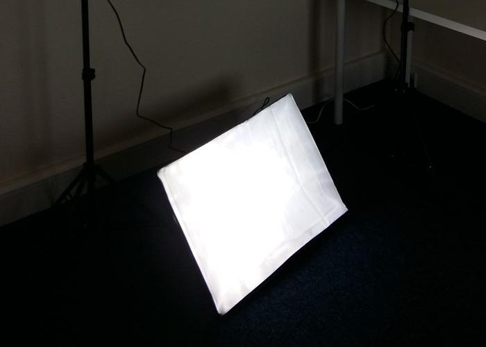 Softbox (3) + Light Stand (2) Full Kit - 2