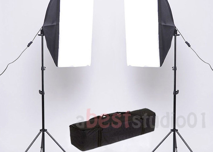 Softbox and Light Stand Full Kit (Continuous Light) - 1
