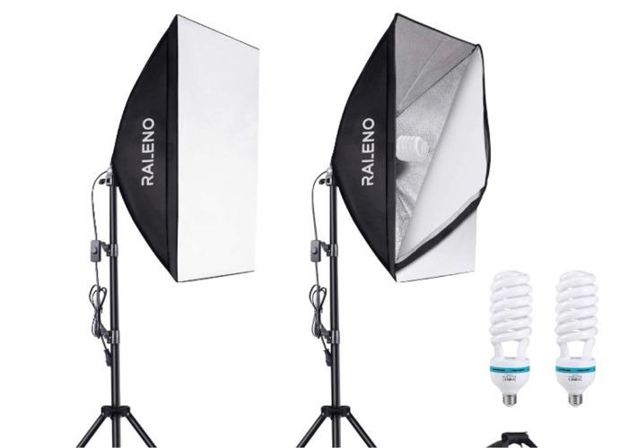 Softbox Lighting Kit - 1