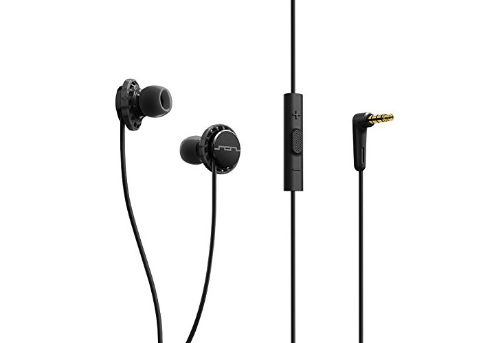 Sol Republic Relay Sport Earphone - Black - 2