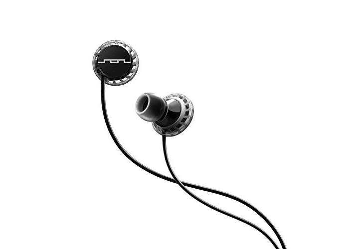 Sol Republic Relay Sport Earphone - Black - 1
