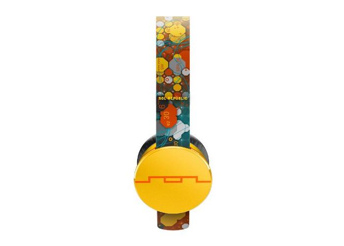 SOL Republic Special Edition Deadmau5 HD Tracks - 2