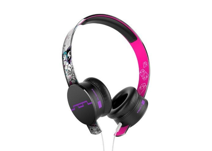 SOL Republic Special Edition Tracks HD TKDK - Pink - 1