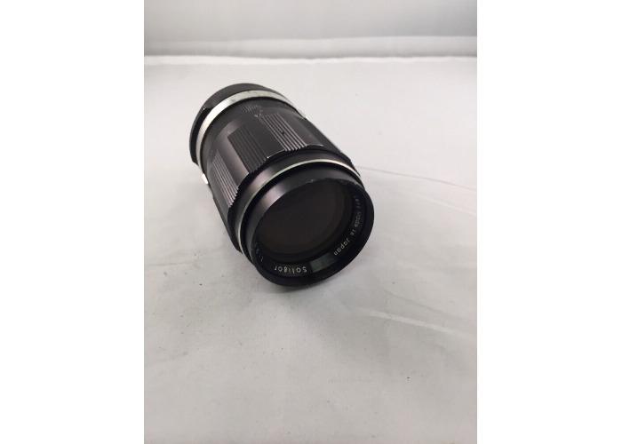 soligor 135mm 1:3.5 Lens for minolta camera in good condition(169) - 1