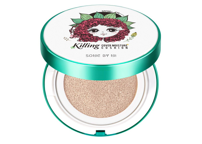 SOMEBYMI Moisture Cushion Killing Cover 2.0 SPF50+ PA+++ 15g - 2