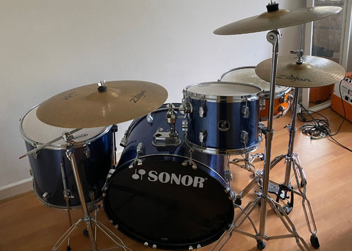 Sonor Force Drum Kit - 1