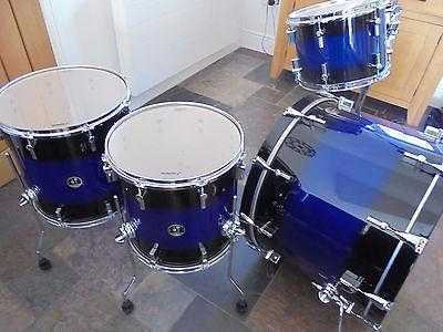 """Sonor Special edition maple 24"""" shell pack 4piece - 1"""
