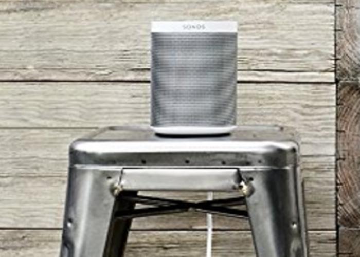 Sonos Play 1 Speaker - White - 1