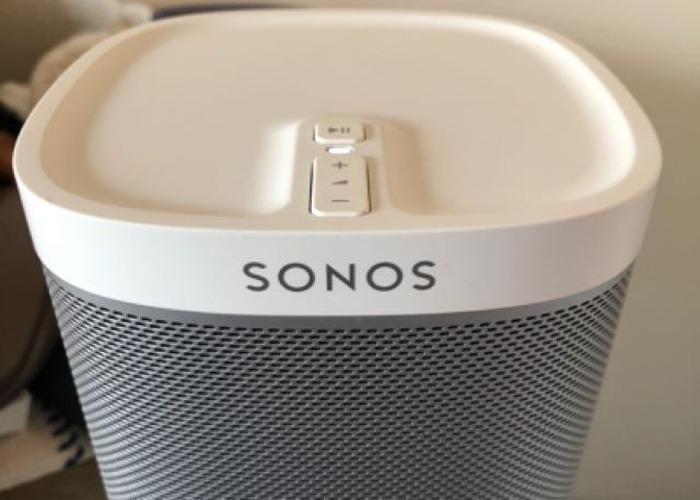 Sonos Play 1 Speaker - 1
