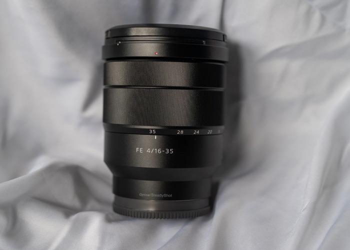 Sony 16-35 f4 - 1
