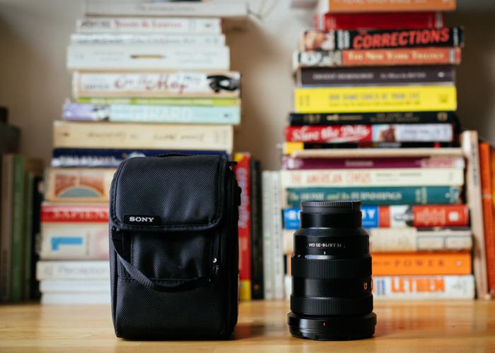 Sony 16-35mm 2.8 G master FE E mount Lens  - 2