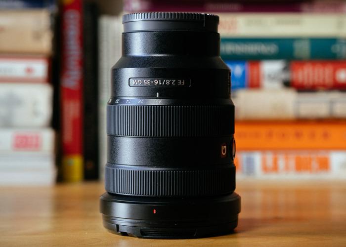 Sony 16-35mm 2.8 G master FE E mount Lens  - 1
