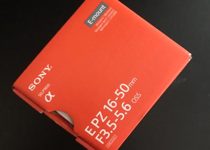 Sony 16-55m F/3.5-5.6 Kit Lens  - 1