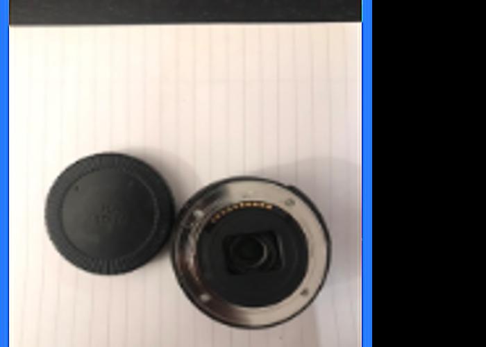 Sony 16-55mm Power Zoom Lens - 1