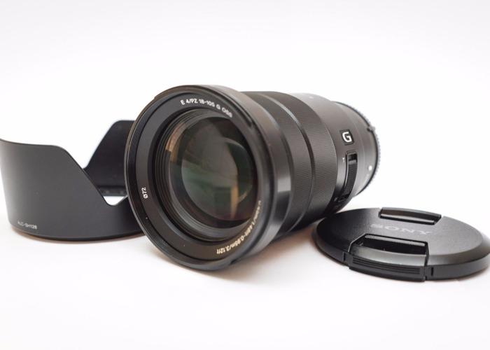 Sony 18-105 F4 E-Mount Lens - 2
