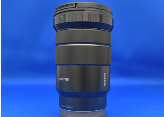 Sony 18-105mm F4 G OSS Lens (e Mount) - 1