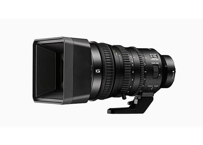 Sony 18-110 f 4 zoom lens  - 1