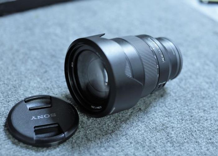 Sony 24 105 f4 E mount  - 2
