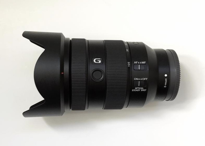 Sony 24-105 F4 G OSS Lens for A7 series - 1
