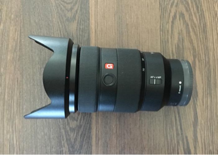 Sony 24-70 F2.8 G Master E Mount Lens A7S - 2