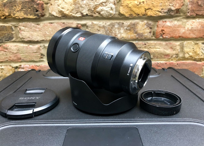 Sony 24-70 f/2.8 GM G Master Lens - Mint - 1