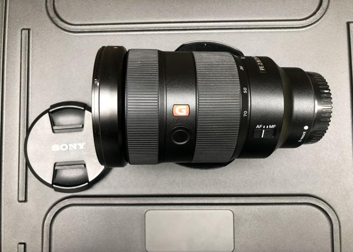 Sony 24-70 f/2.8 GM G Master Lens - Mint - 2