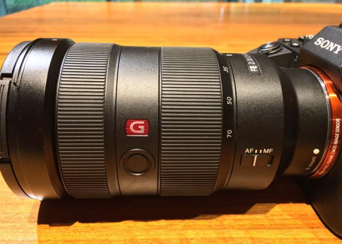 Sony 24-70 GM F2.8 G Master Lenses (Lenses only) - 2