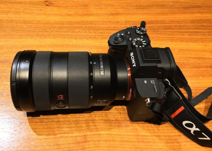 Sony 24-70 GM F2.8 G Master Lenses (Lenses only) - 1
