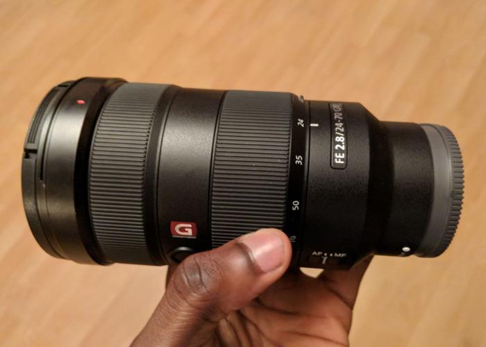 Sony 24-70mm - 1