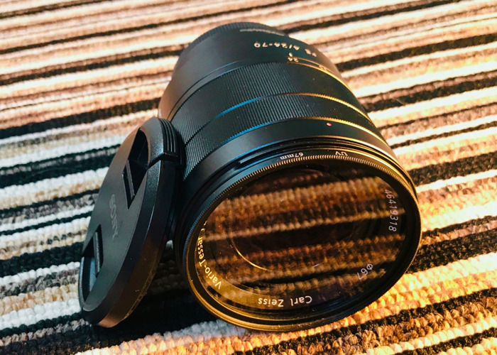 Sony 24-70mm F4 ZA OSS E-Mount Lens - 1