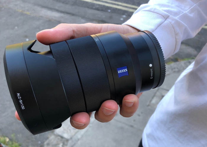 SONY 24-70MM f/4.0 ZEISS LENS ONLY - 1