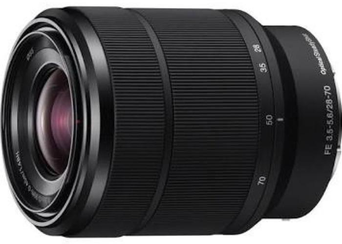 Sony 28-70mm lens - 1