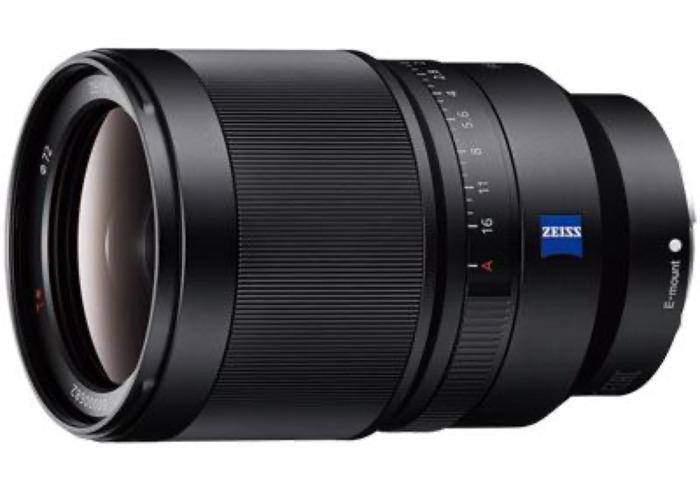 Sony 35mm f1.4 ZA lens  - 1