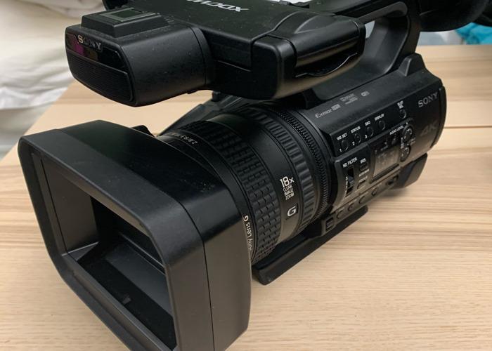 Sony 4K Video Camera PXW-Z150 XDCAM - 1