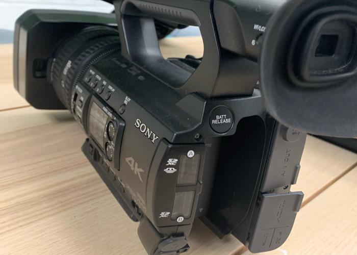 Sony 4K Video Camera PXW-Z150 XDCAM - 2