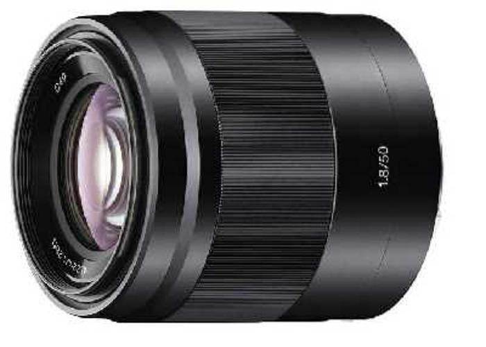 Sony 50mm e mount - 1