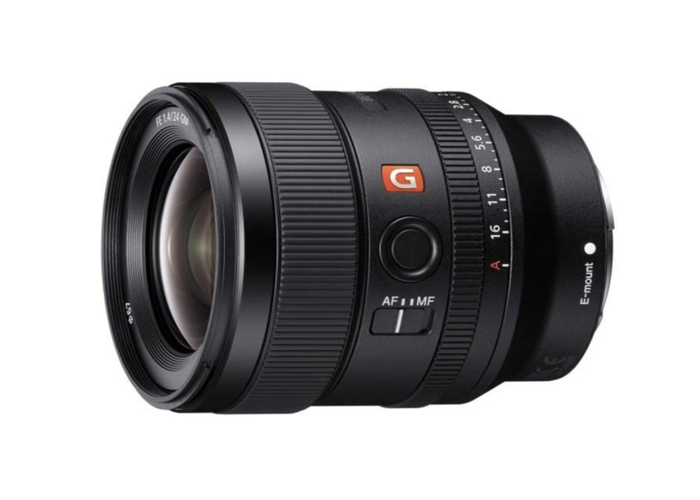 Sony 55mm f/1.8 + Sony 24mm f/1.4 Bundle - 1