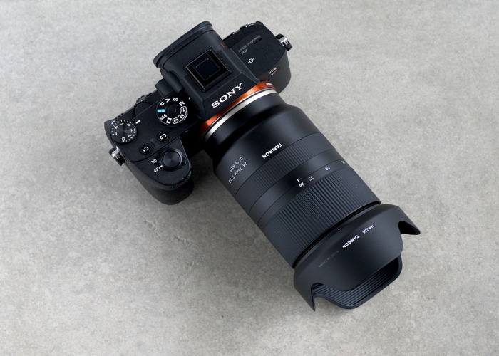 【Camera and lens set】SONY α7Ⅲ and TAMRON 28-75mm F/2.8 lens set - 1