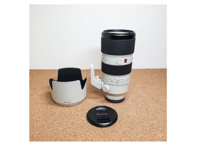 Sony 70-200 mm f 2.8 GM Lens - G master Sony 70 - 200  - 2