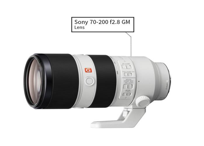 Sony 70-200 F.28 GM  - 2