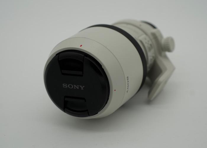 Sony 70-200mm f4 e-mount - 1