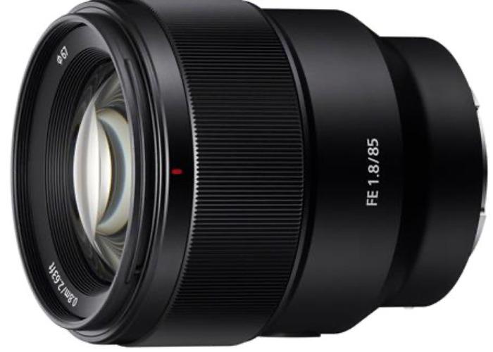 Sony 85mm 1.8 - 1