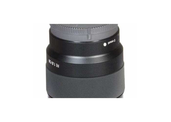 Sony 85mm 1.8f - 1