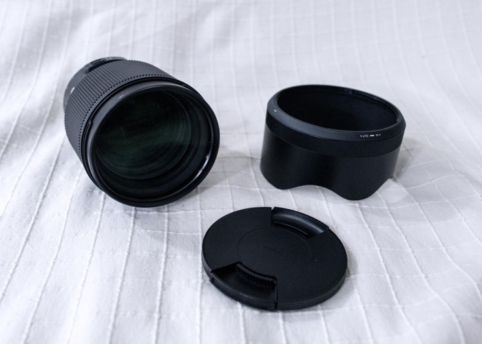 Sony 85mm f/1.4  GM (G Master) Portrait Lens - 2
