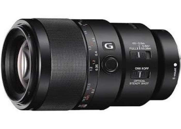Sony 90mm Macro lens - 1