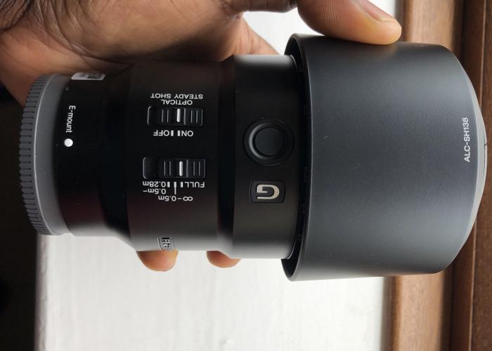 Sony 90mm Macro Lens f2.8 - 1